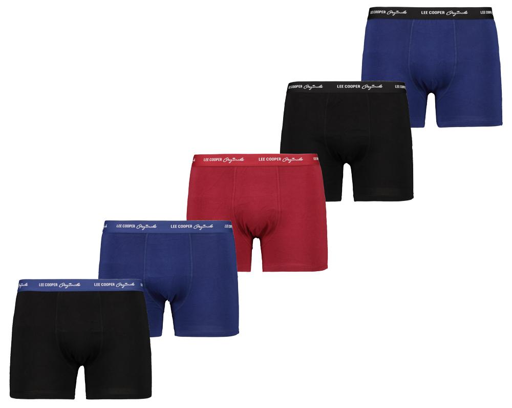 Boxerky pánské Lee Cooper 5 kusové