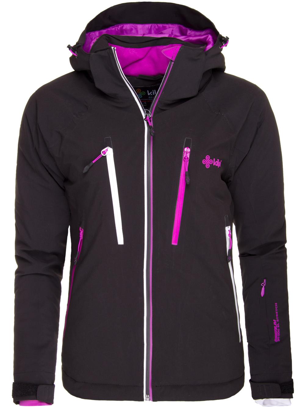 Women's winter jacket Kilpi LILLIAN