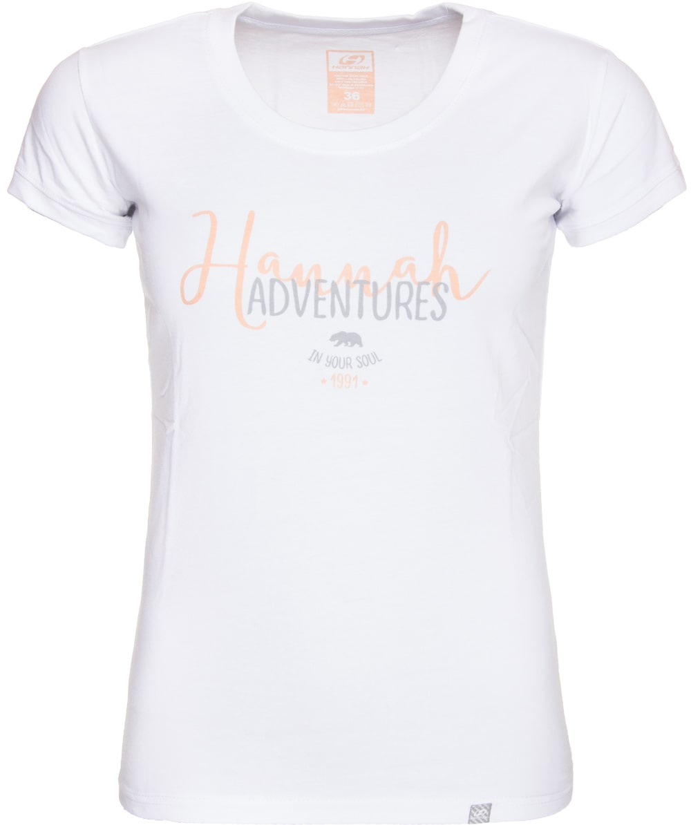 T-shirt womens HANNAH Tress