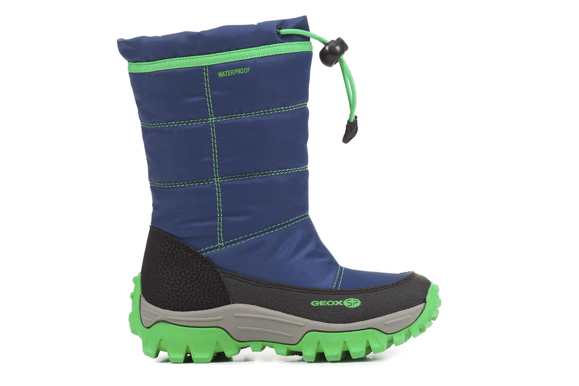 Children's winter shoes GEOX HIMALAYA BOY B WPF