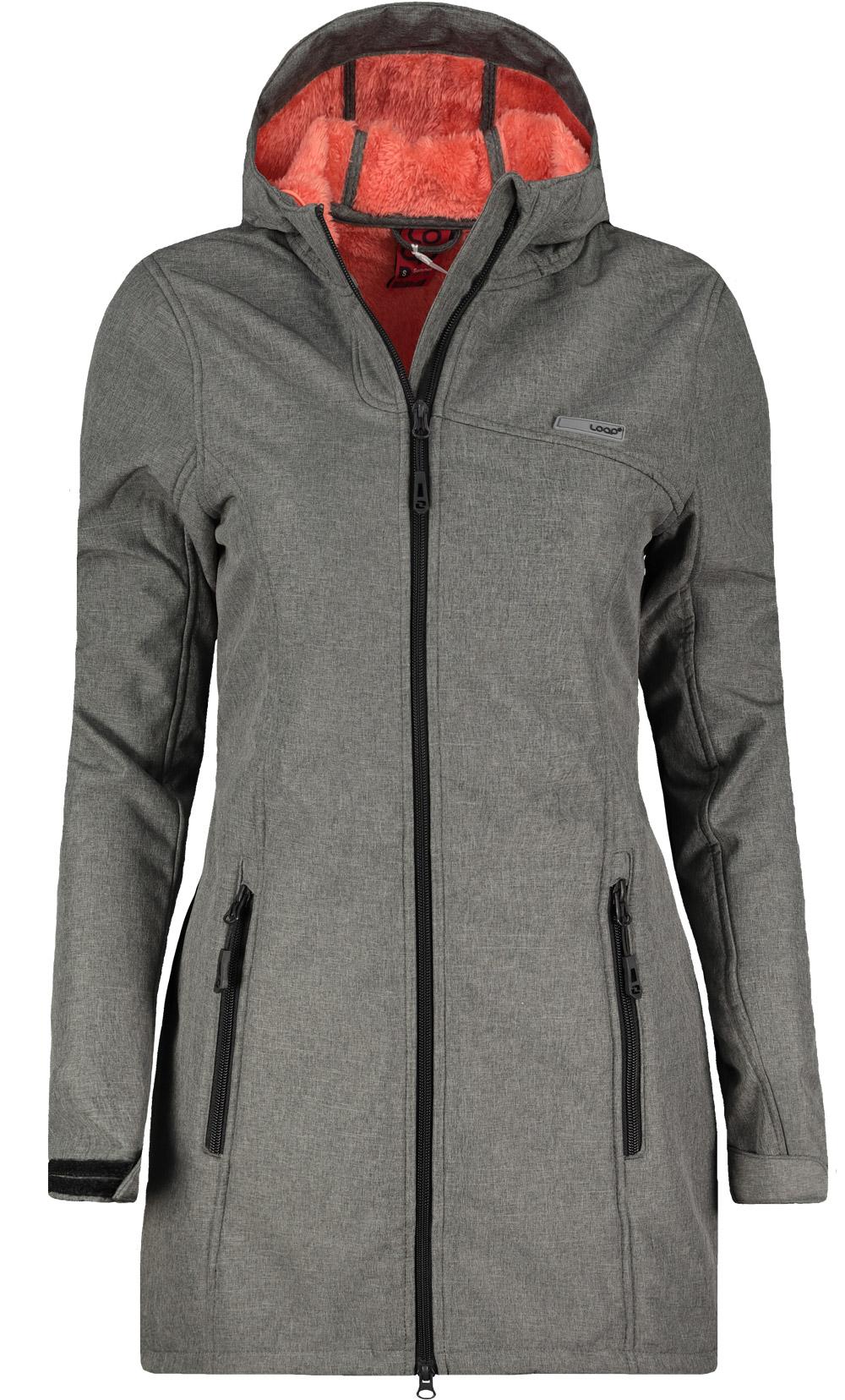 Kabát softshell dámský LOAP LAVINIA