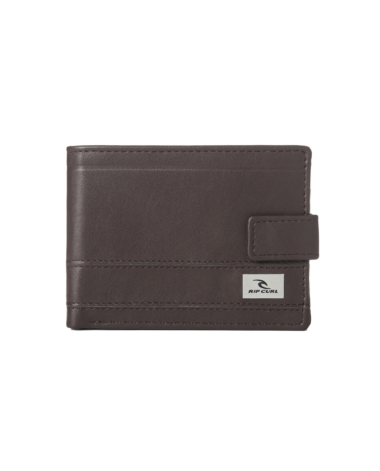 Peňaženka pánska Rip Curl Wallets SLAVEN CLIP RFID ALL D