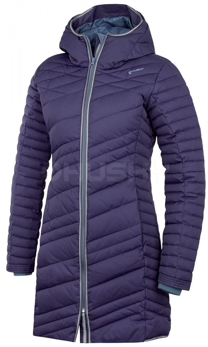 Zimní prošívaný kabát dámský HUSKY Daili