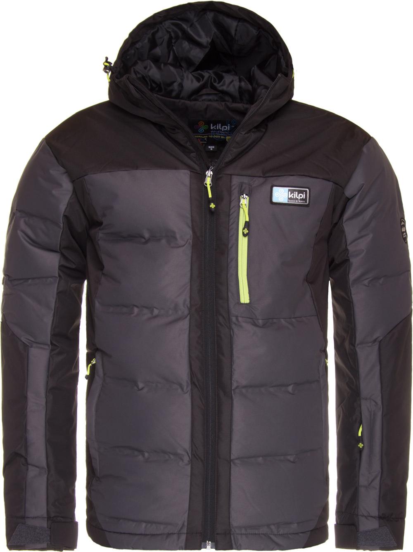 Zimní péřová bunda pánska Kilpi HELIOS-M