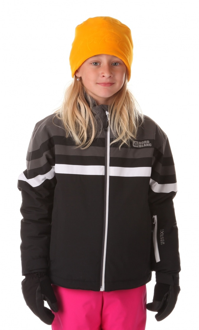 Kids winter jacket NORDBLANC Peppy - NBWJK6483S