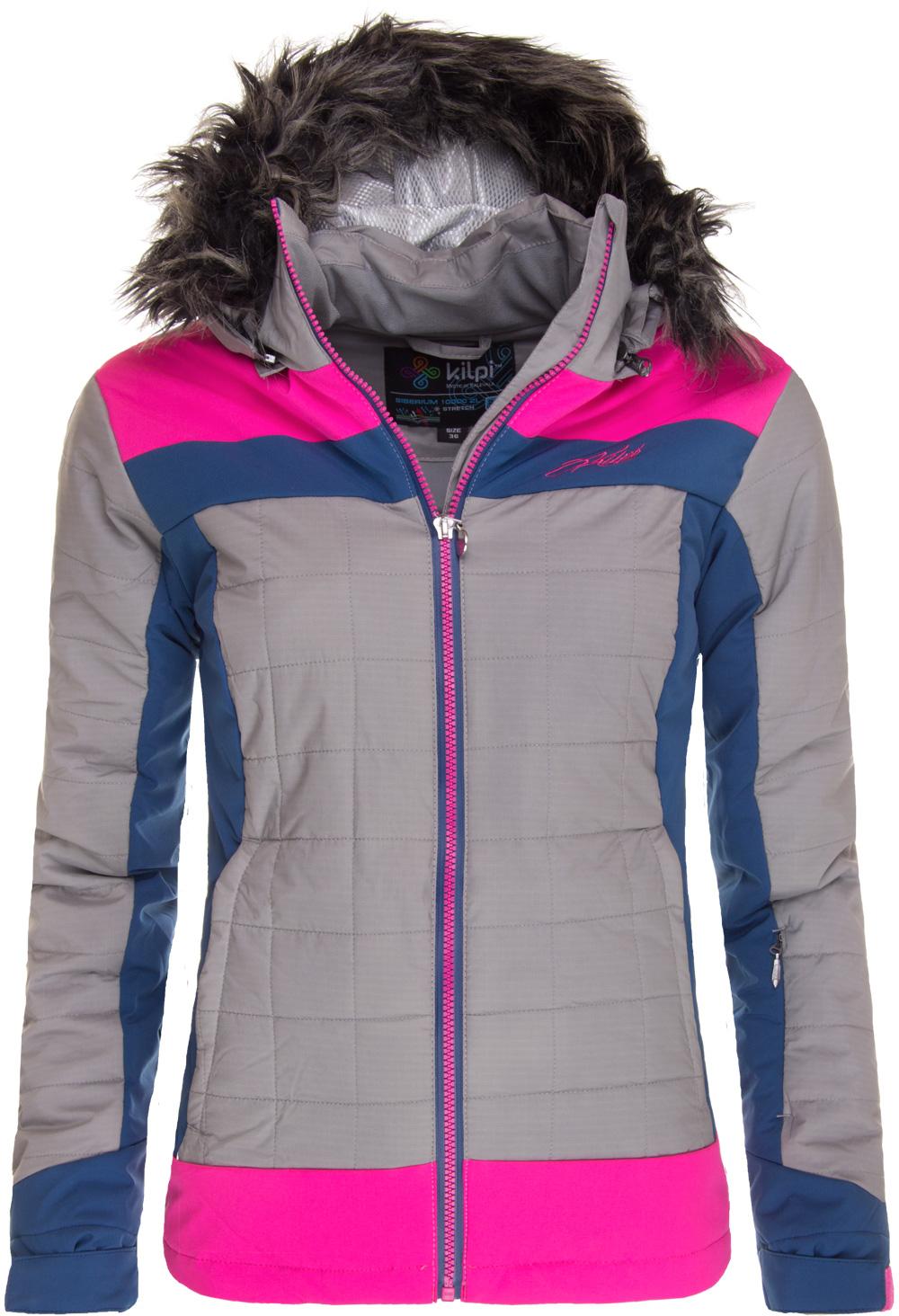 Lyžiařska bunda dámska Kilpi LEDA-W