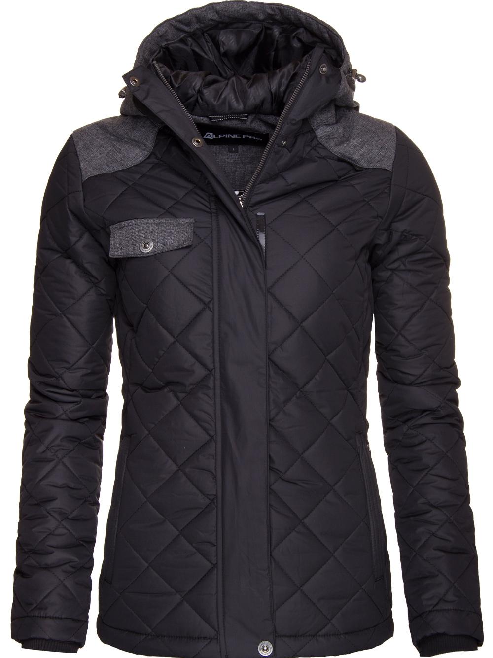 Zimní bunda dámská ALPINE PRO GABRIELLA