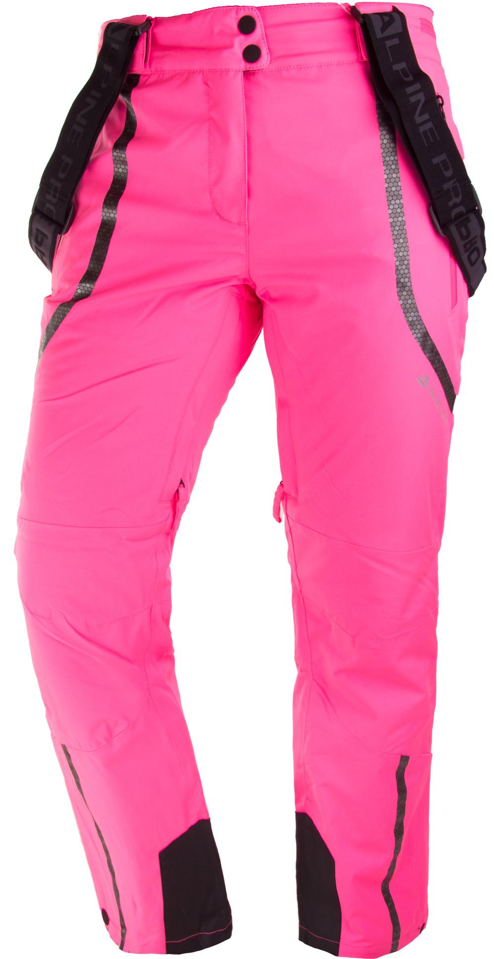 Lyžařské kalhoty dámské ALPINE PRO NUDDA 2