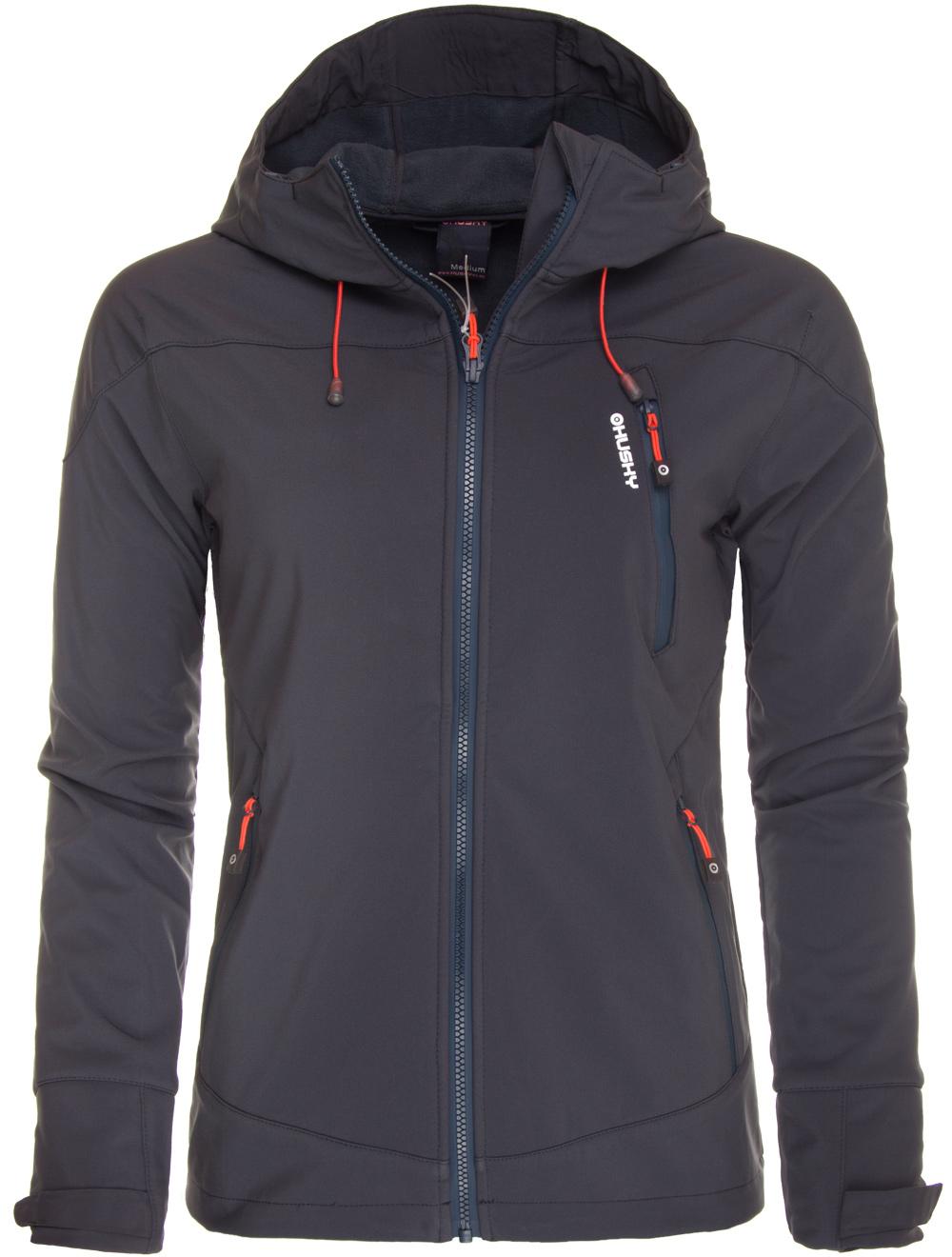 Women's softshell jacket HUSKY SEVAN L