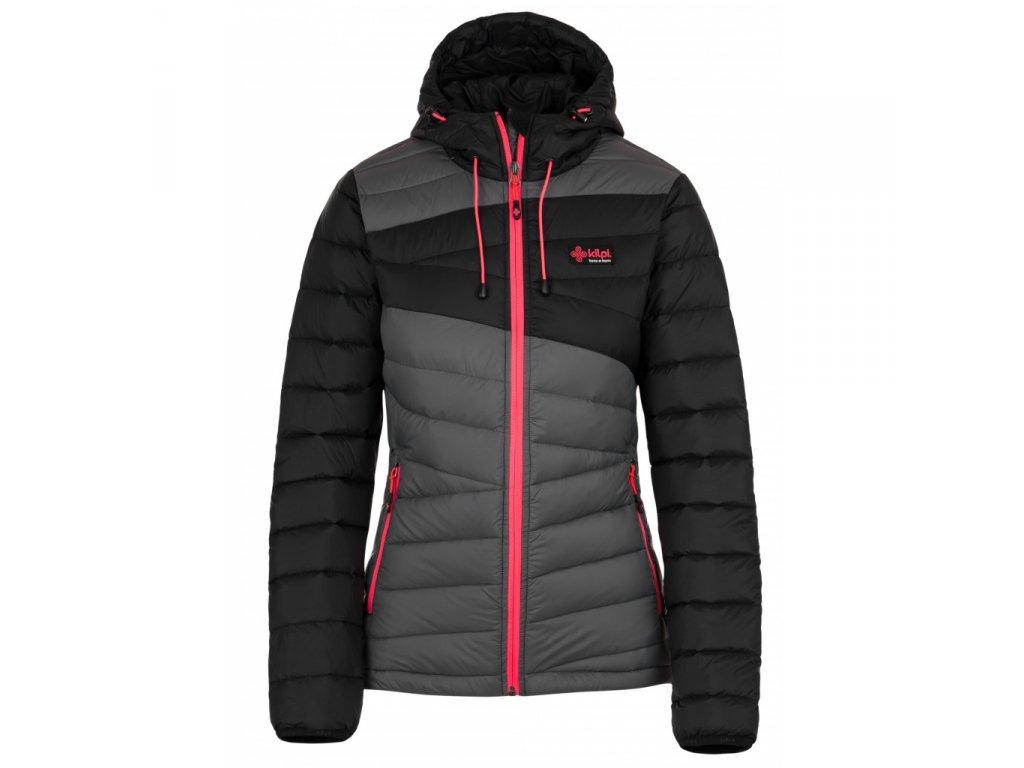 Zimní péřová bunda dámská Kilpi SVALBARD-W