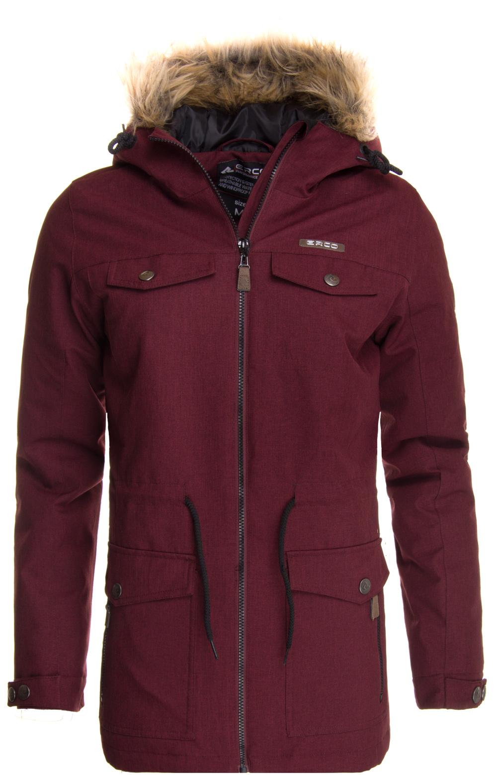 Zimná bunda dámska ERCO DARONIA