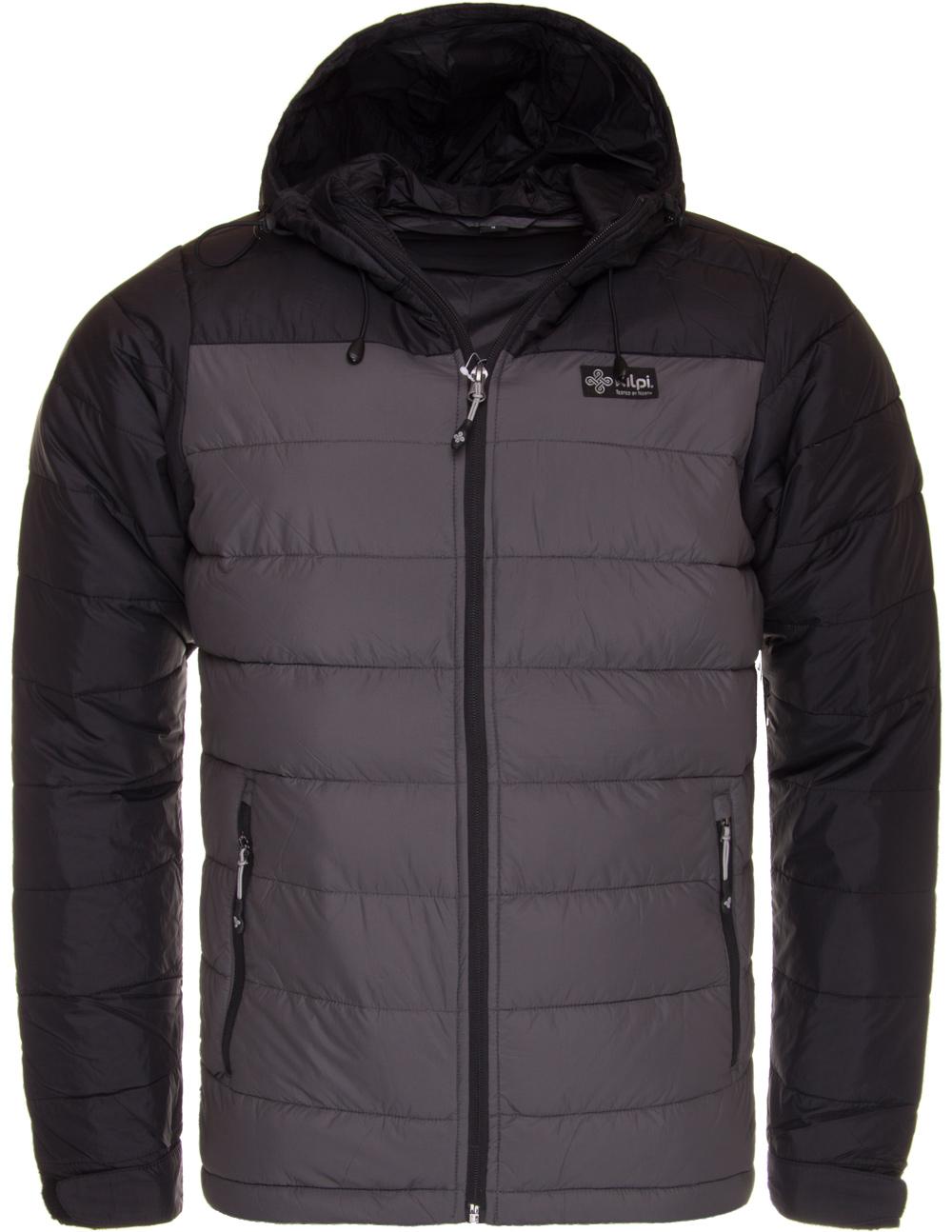 Zimní péřová bunda pánská Kilpi SVALBARD-M