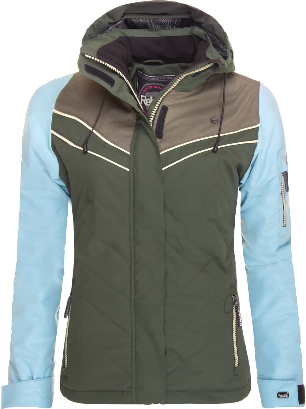 Ski jacket women's REHALL CILA-R
