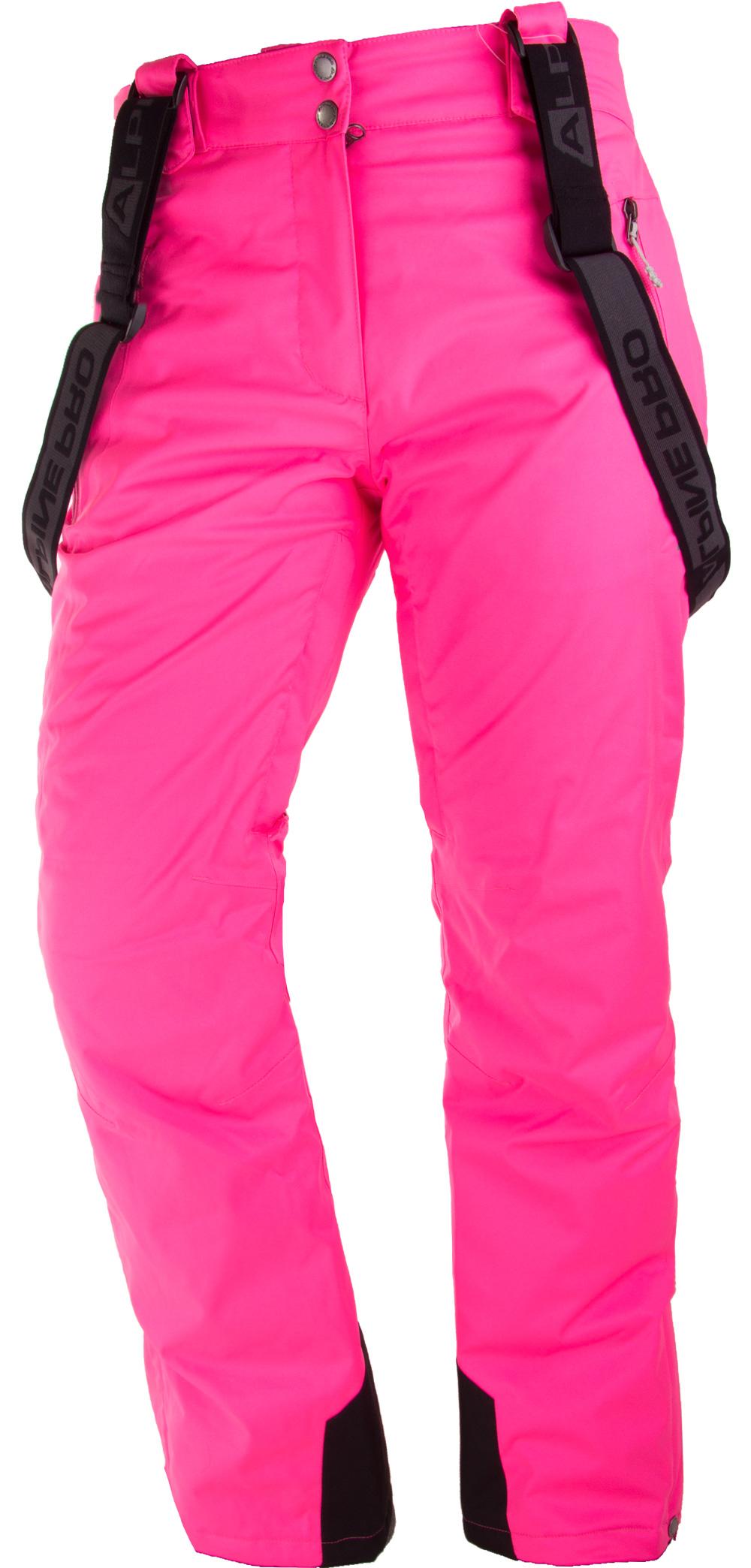 Zimní kalhoty dámské ALPINE PRO MINNIE 3