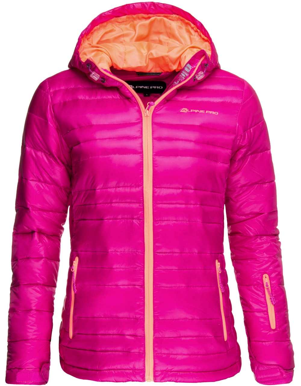 Winter feather jacket ALPINE PRO ISKUTA