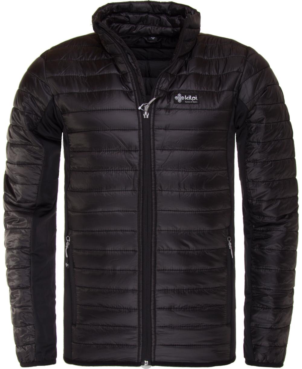 Zimní prošívaná bunda pánska Kilpi ISAIAH-M