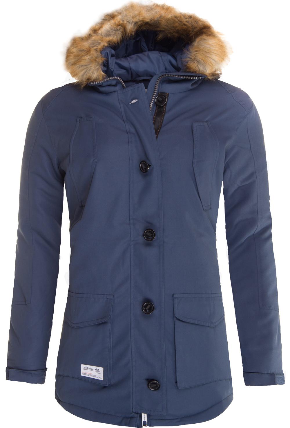 Zimní kabát dámský 2117 SWEDEN NAUM