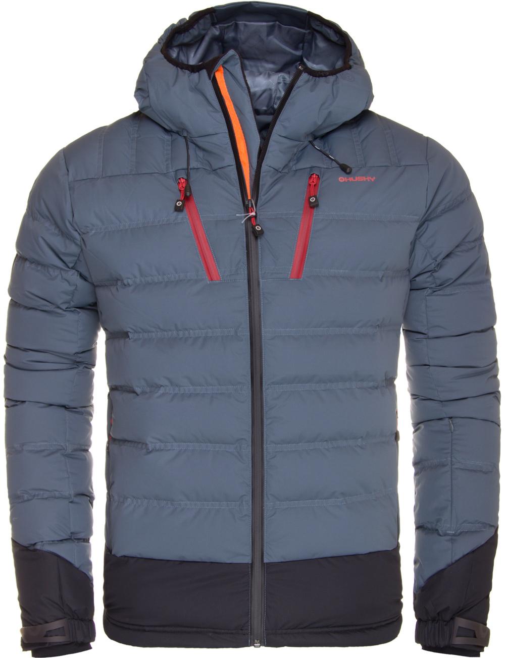 Zimní péřová bunda pánska HUSKY Fadin M