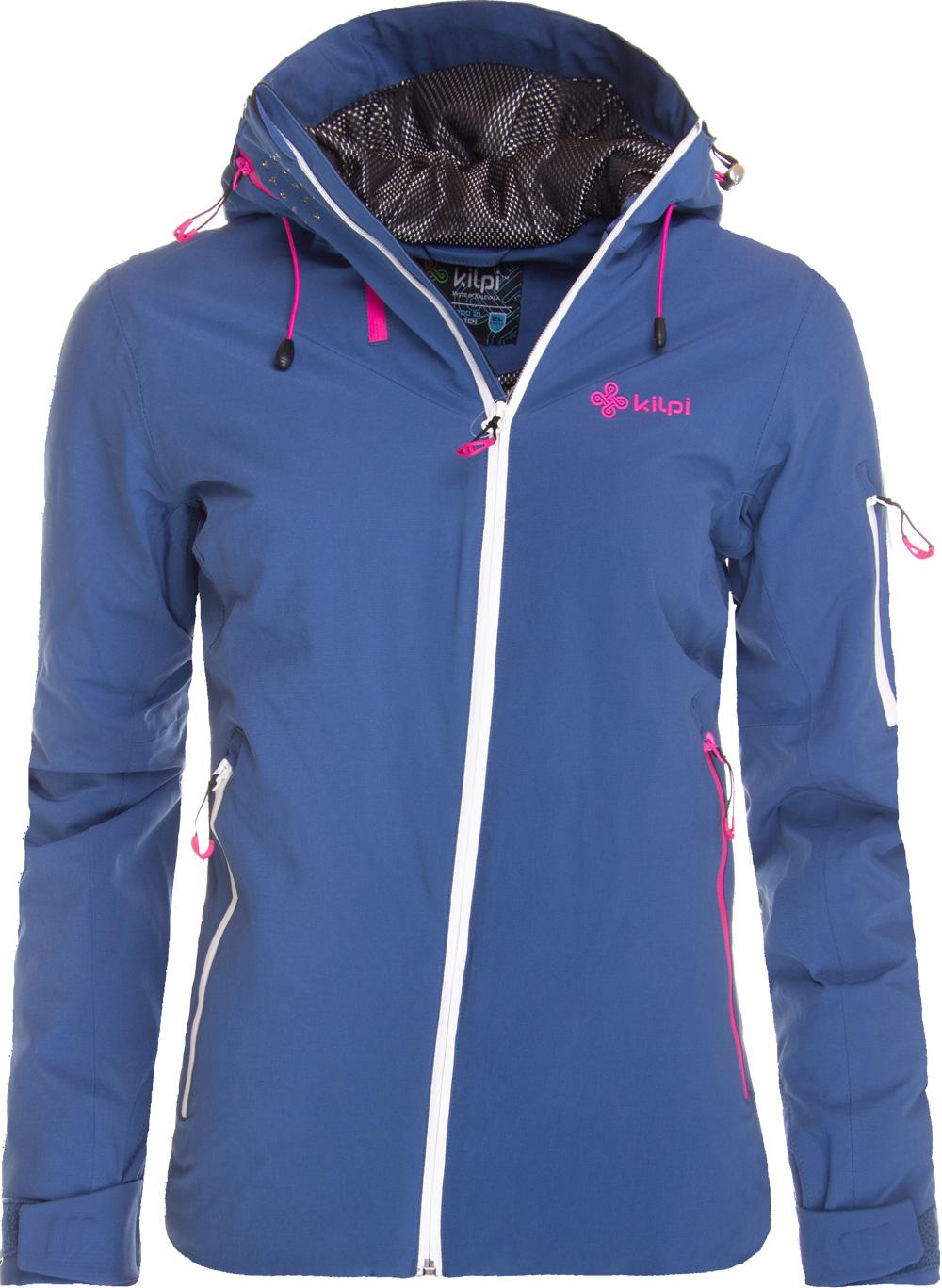 Ski jacket women's Kilpi ASIMETRIX-W