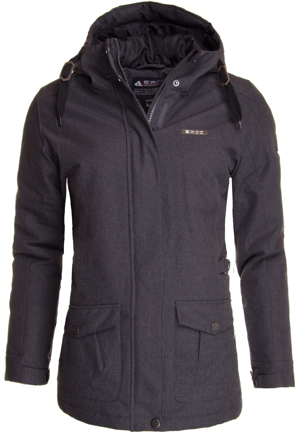 Zimní bunda dámska ERCO ALASIA NEW