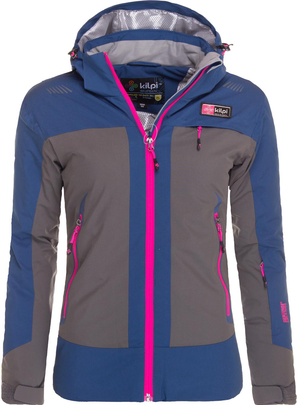 Ski jacket women's Kilpi SAWA-W
