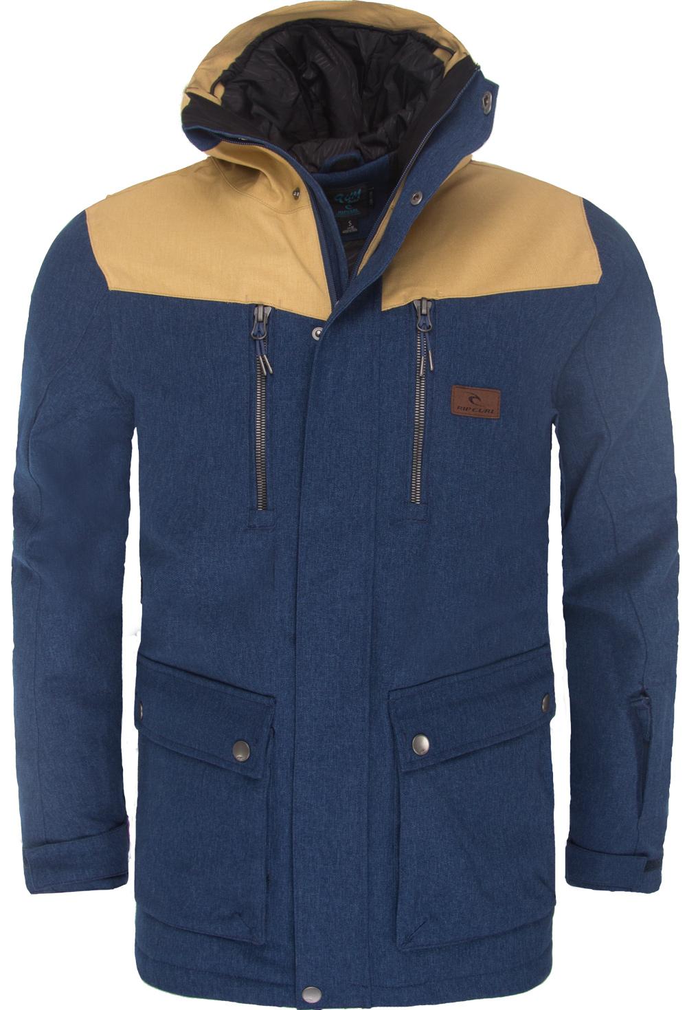 Zimní bunda pánská Rip Curl CABIN GUM JKT