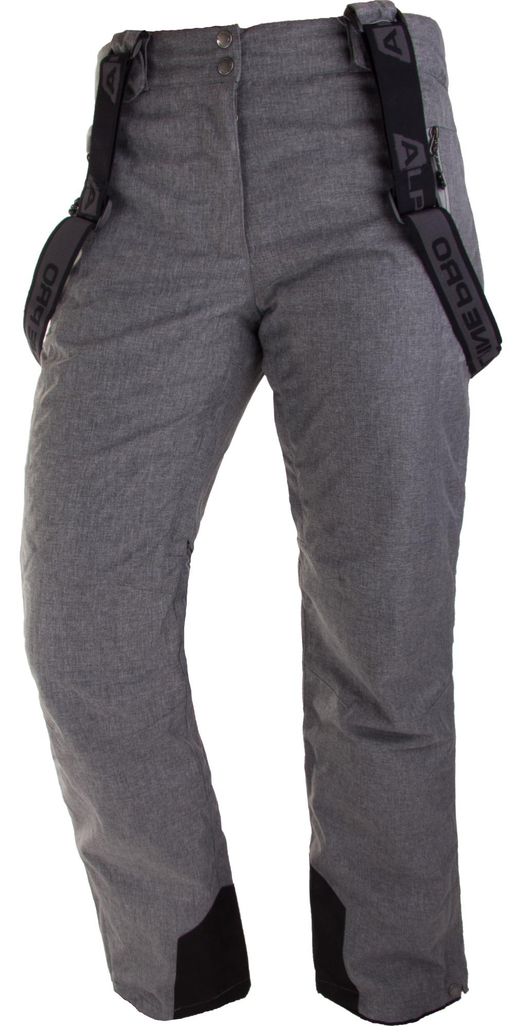 Zimní kalhoty dámské ALPINE PRO MINNIE 4
