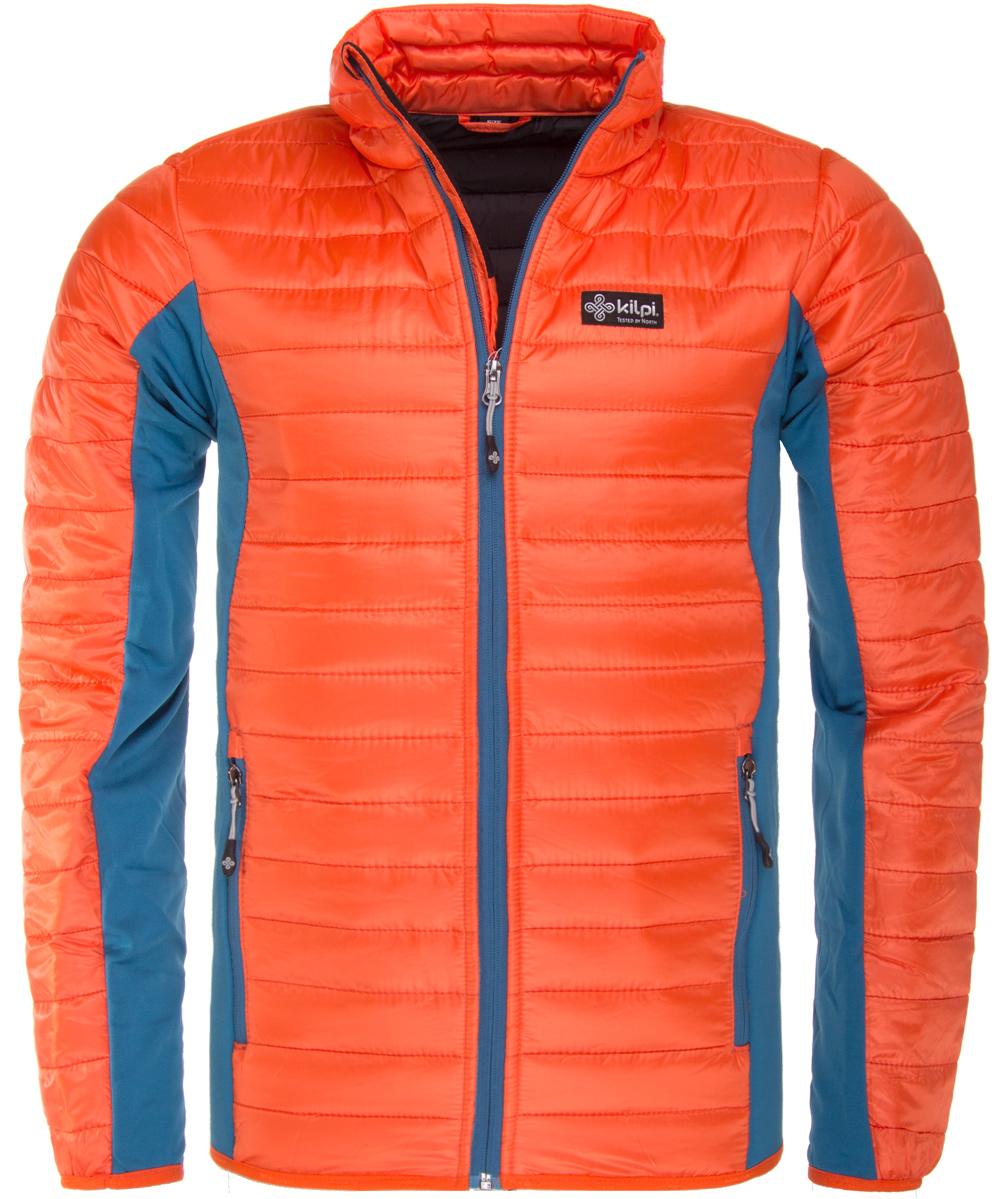 Zimní prošívaná bunda pánská Kilpi ISAIAH-M