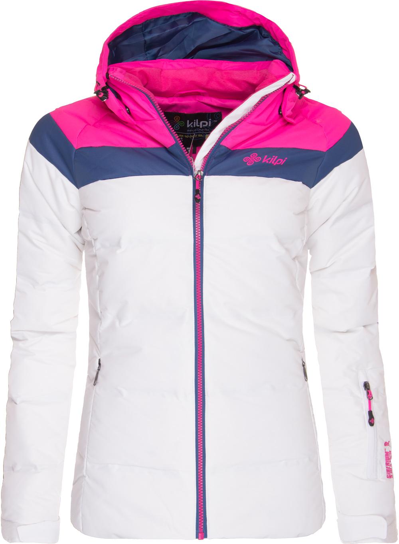 Zimní péřová bunda dámská Kilpi SYNTHIA-W