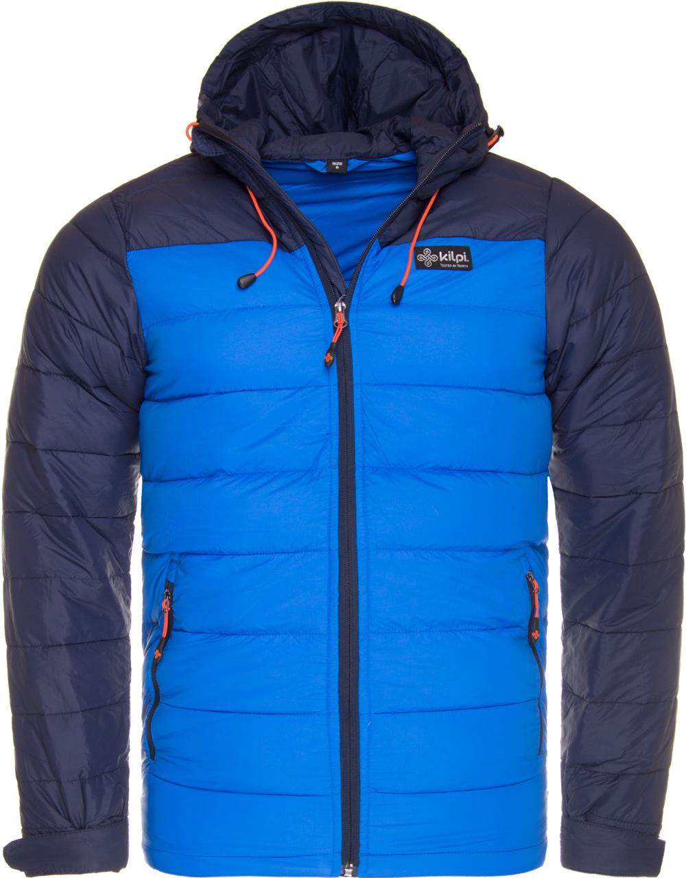 Zimní péřová bunda pánska Kilpi SVALBARD-M