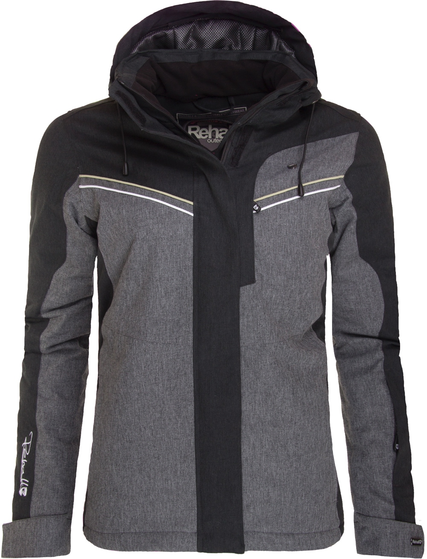 Ski jacket women's REHALL CURVE-R