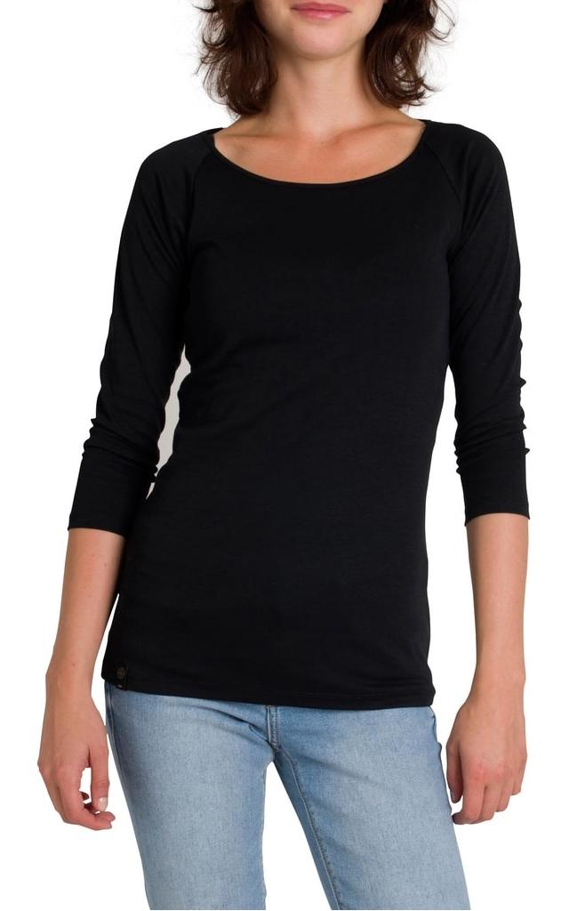 Women's T-shirt WOOX Ellen long