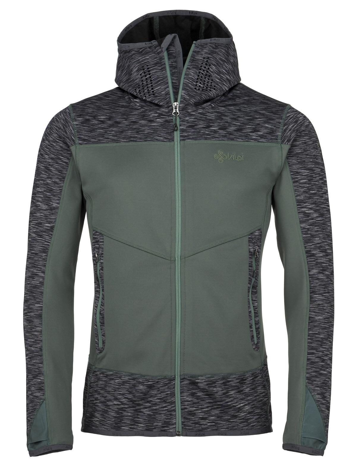 Men's technical fleece jacket Kilpi ASSASIN-M