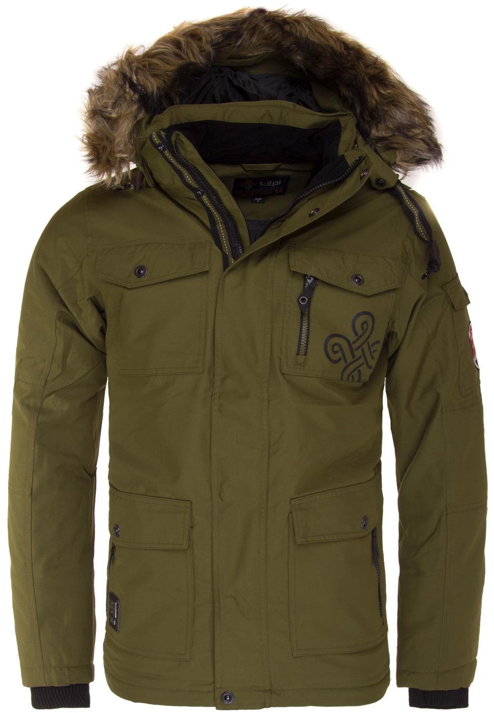 Zimní bunda pánská Kilpi PILOT-M
