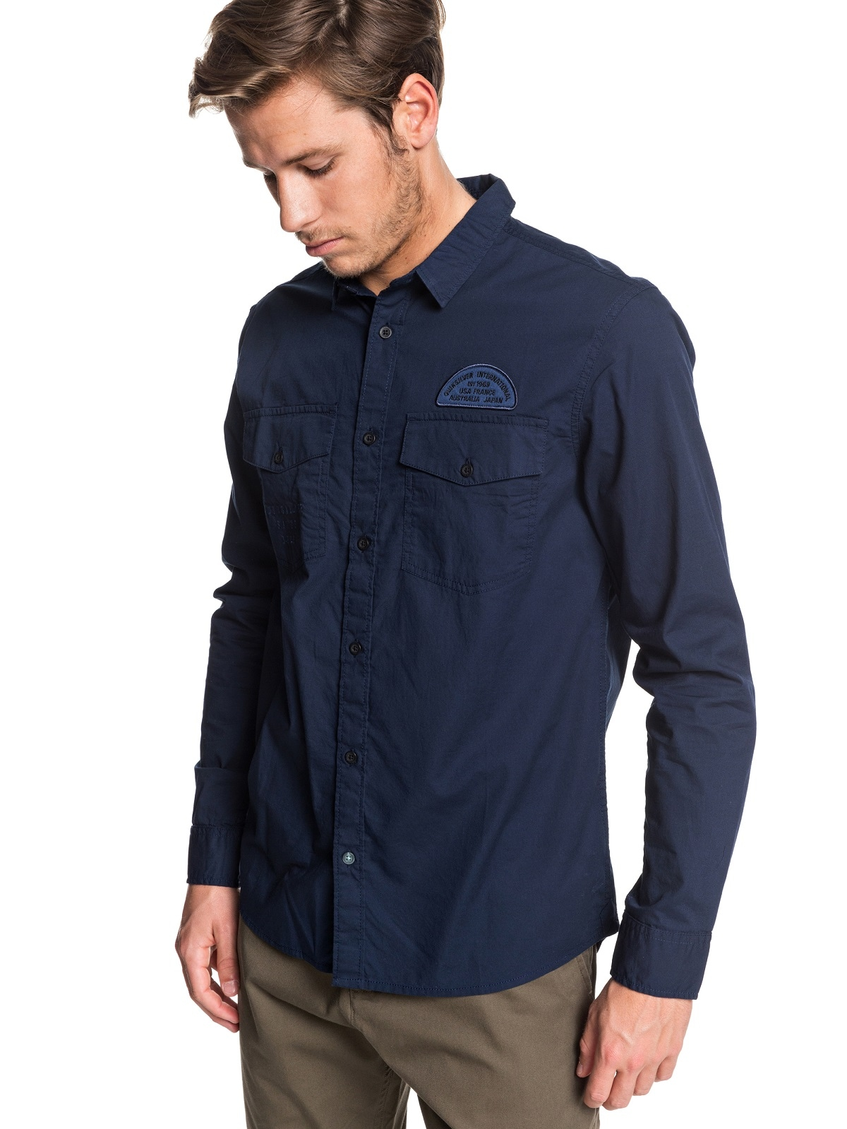 Men's shirt QUIKSILVER TRIPSTERLS