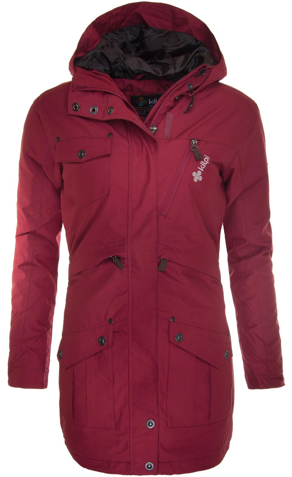 Zimní kabát dámský Kilpi BRASIL-W