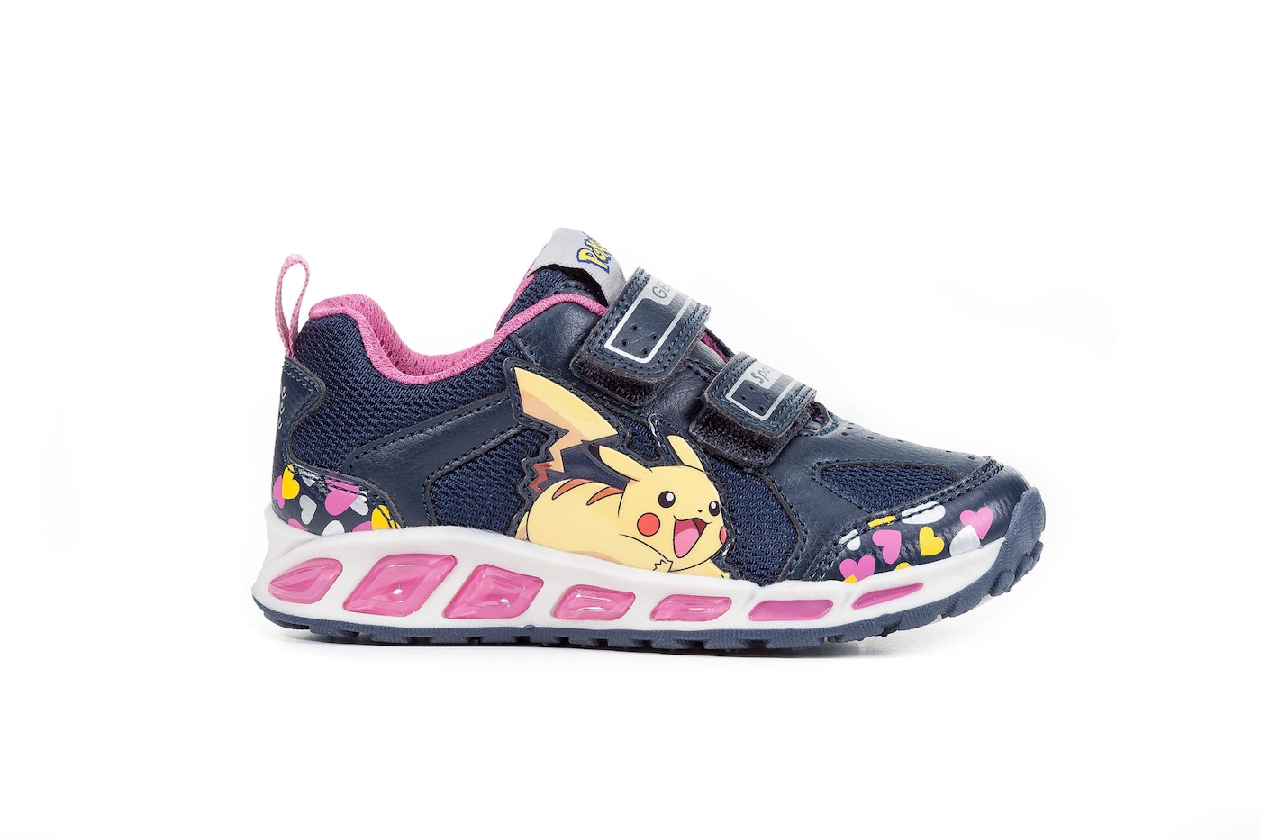 Children's sneakers GEOX SHUTTLE GIRL