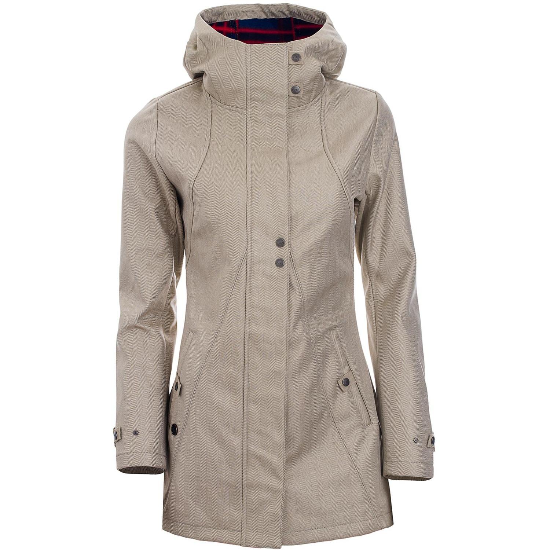 Dámský softshellový kabát Petra Concha