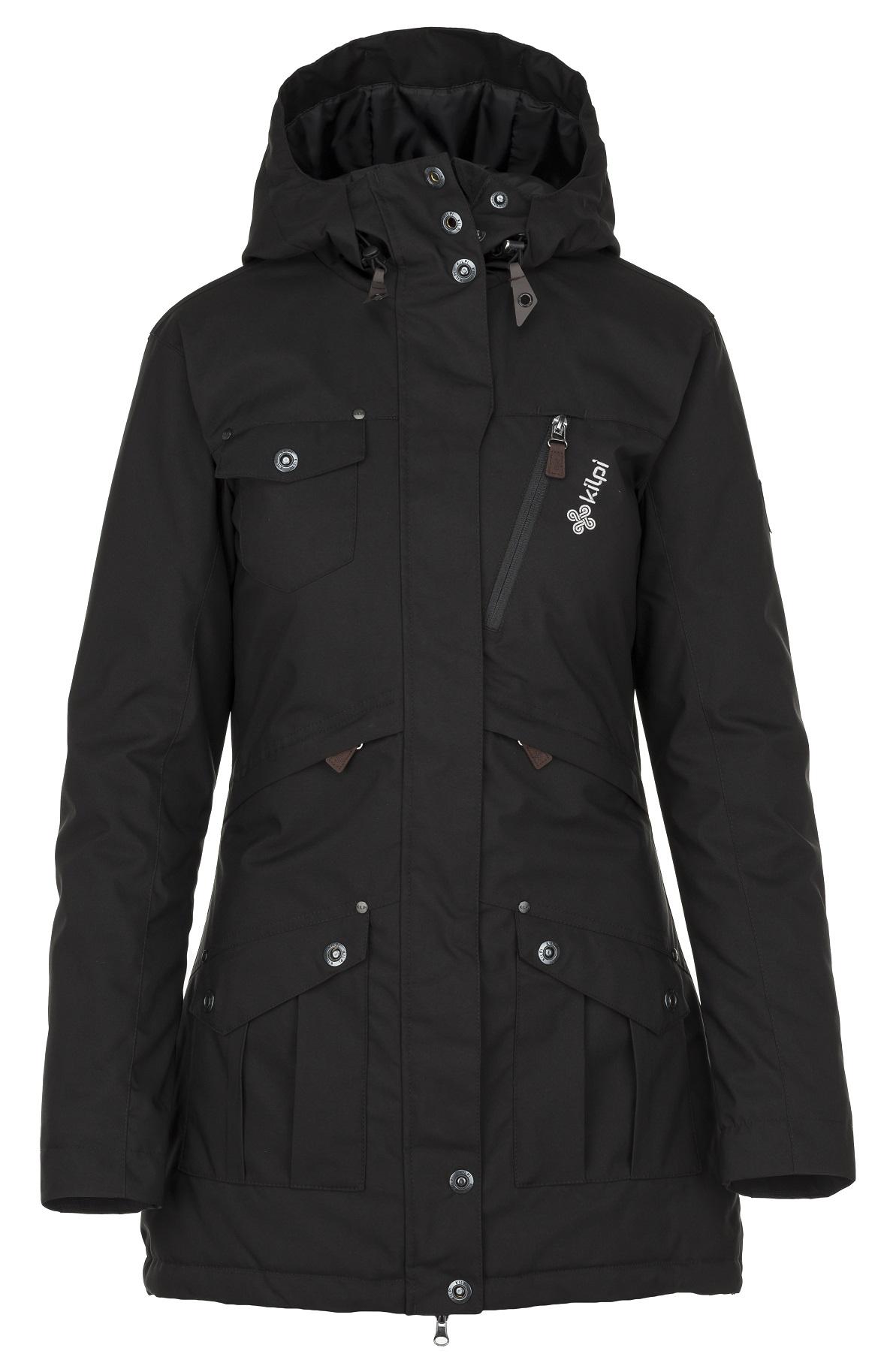 Kabát zimní dámský Kilpi BRASIL-W