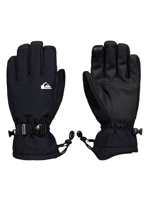 Rukavice zimní pánské QUIKSILVER Mission Glove