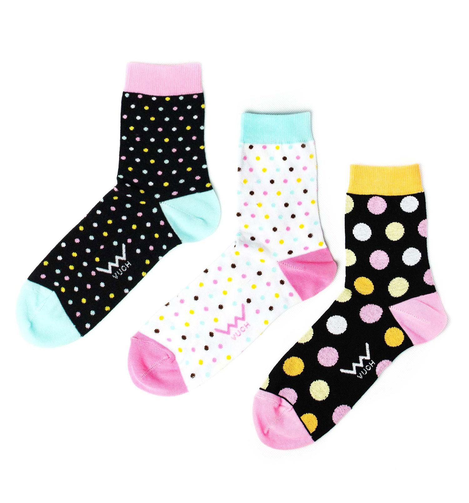 Ponožky dámske VUCH TUBUDO 3Pack