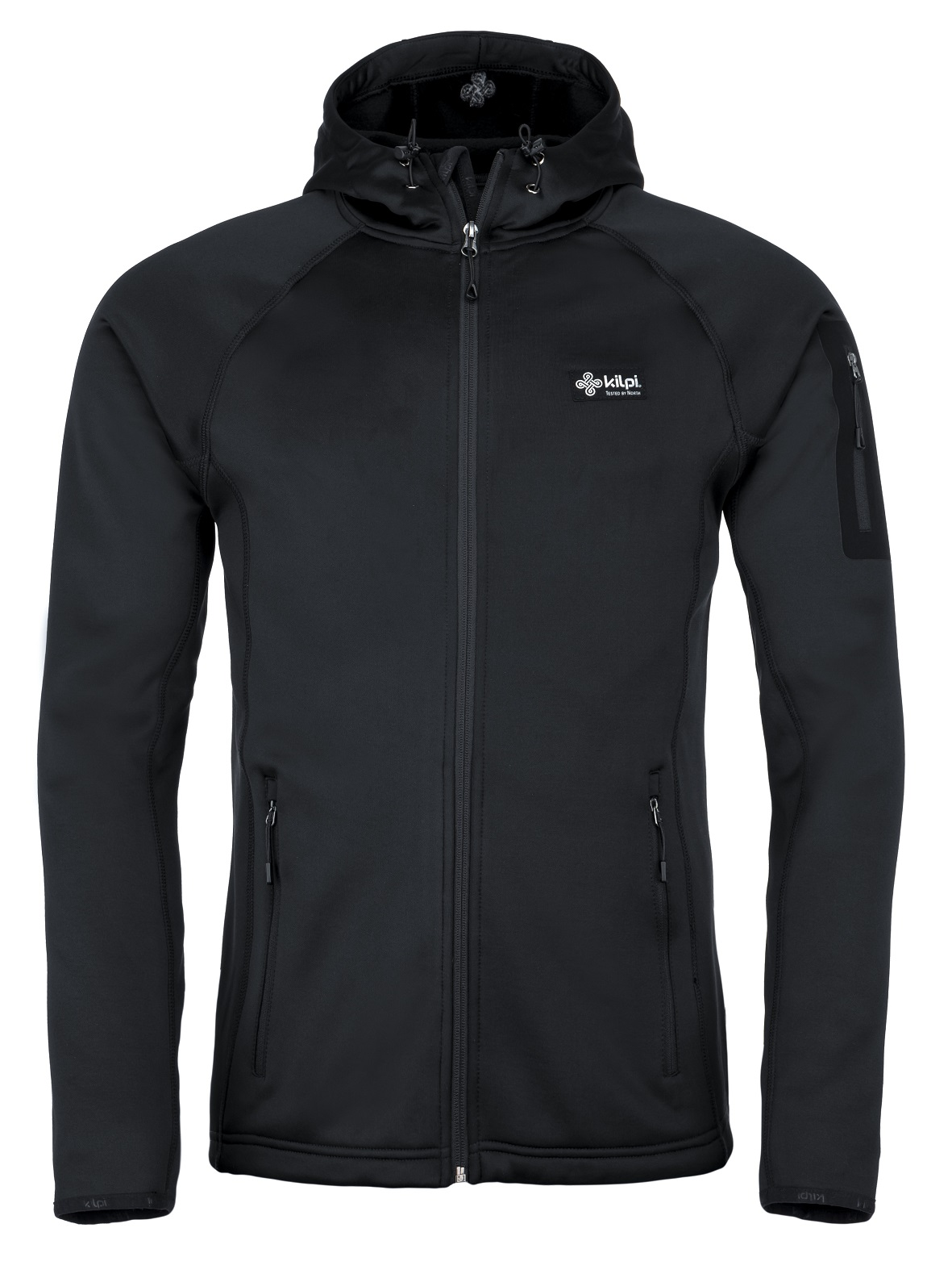 Men's fleece sweatshirt Kilpi YOHO-M